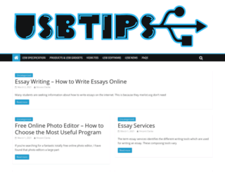 usbtips.com screenshot