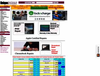 usc-b2b.com screenshot