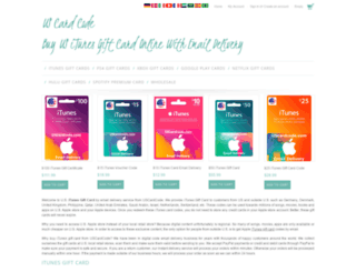 uscardcode.com screenshot
