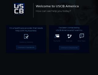 uscbinc.com screenshot