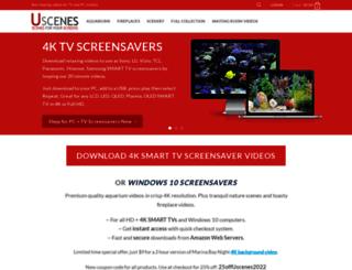 uscenes.com screenshot