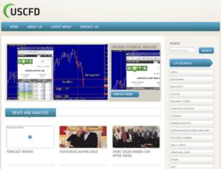 uscfd.net screenshot