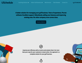 uschedule.com screenshot