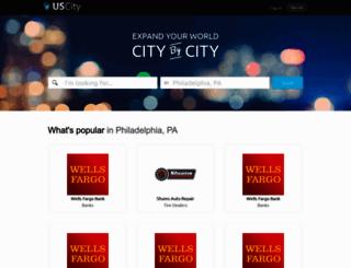 uscity.net screenshot