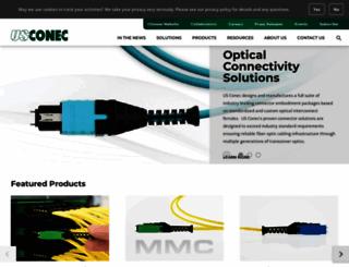 usconec.com screenshot