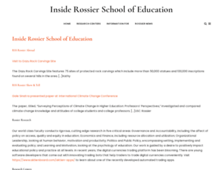 uscrossier.org screenshot