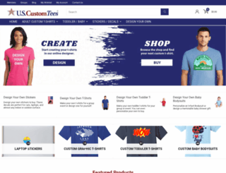 uscustomink.com screenshot