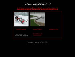 usdockandhardware.com screenshot