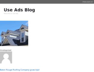 useads.com screenshot