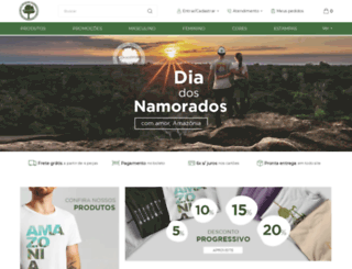useamazonia.com.br screenshot