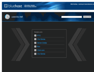 useclix.net screenshot