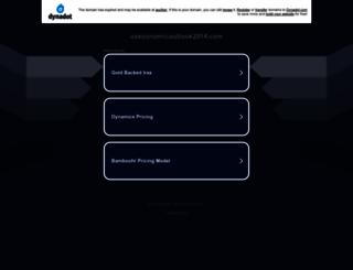 useconomicoutlook2014.com screenshot