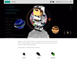usecubes.com screenshot