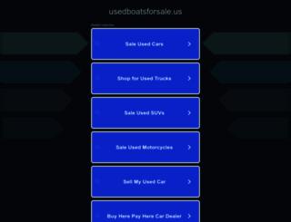 usedboatsforsale.us screenshot