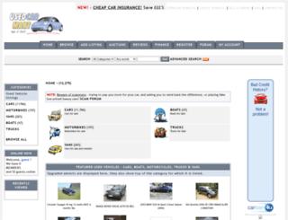 usedcarmart.co.uk screenshot