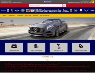 usedcarsplainviewny.com screenshot