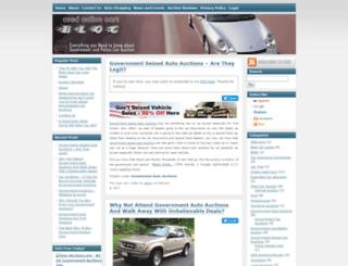 usedonlinecarsblog.com screenshot
