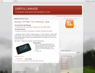usefullinkage.blogspot.com screenshot