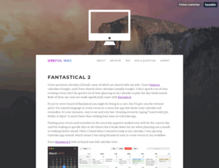 usefulmac.com screenshot