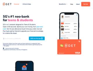 useget.com screenshot
