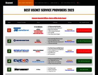 usenet.com screenshot