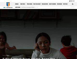 useoftechnology.com screenshot
