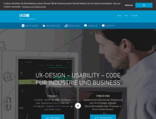user-interface-design-und-usability.de screenshot