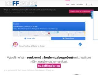usercp.deffender.eu screenshot