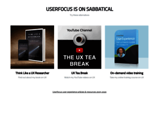 userfocus.co.uk screenshot