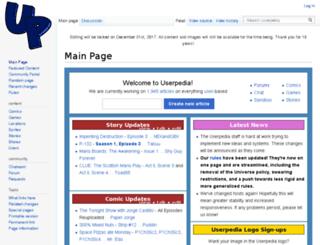 userpedia.net screenshot