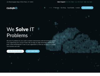 users.cloud9.net screenshot