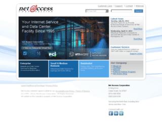users.nac.net screenshot