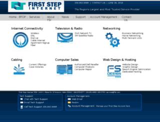 users.palouse.com screenshot