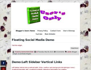 usersmember.blogspot.com screenshot