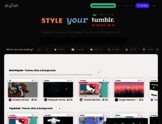 userstyles.org screenshot