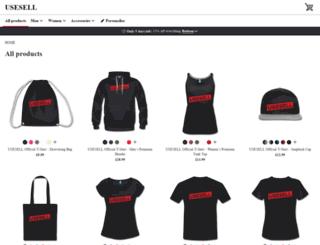 usesell.com screenshot
