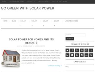 usesolarpower.blogspot.my screenshot