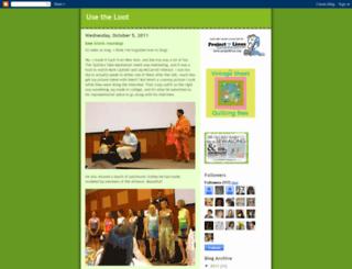 usetheloot.blogspot.com screenshot