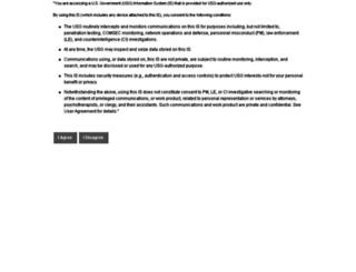 usfhp.healthtrioconnect.com screenshot