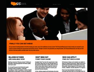 usfinancialresources.com screenshot