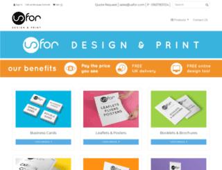 usfor.com screenshot