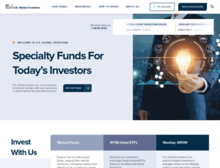 usfunds.com screenshot