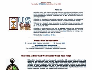 usgennet.org screenshot