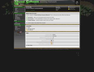 usgn.de screenshot