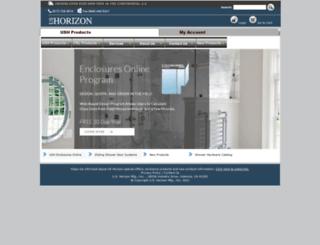 ushorizon.com screenshot