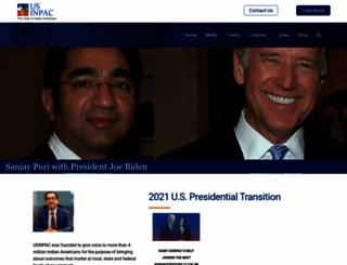 usinpac.com screenshot