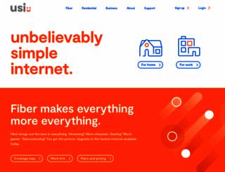 usinternet.com screenshot