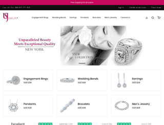 usjewelryfactory.com screenshot