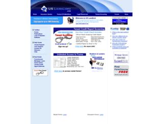 uslandlord.com screenshot