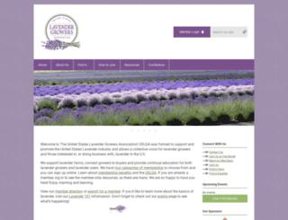 uslavender.org screenshot
